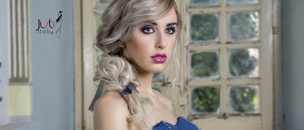 "Bridal Hairstyle – Ragusa – Hair salon ""Equipe Della Bellezza"""